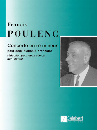 Product Cover for Concerto in D Minor for 2 Pianos and Orchestra
