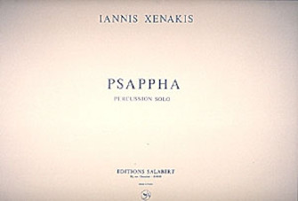 Product Cover for Psappha