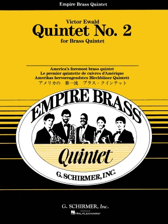 Product Cover for Quintet No. 2