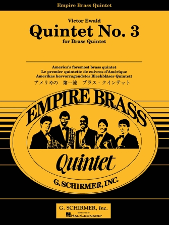 Product Cover for Quintet No. 3