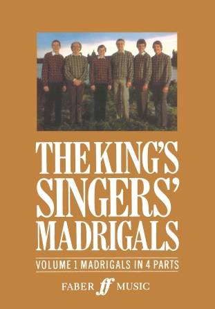 Product Cover for The King's Singers' Madrigals (Vol. 1) (Collection)