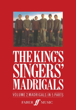 Product Cover for The King's Singers' Madrigals (Vol. 2) (Collection)