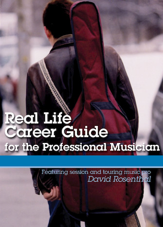 Product Cover for Real Life Career Guide for the Professional Musician