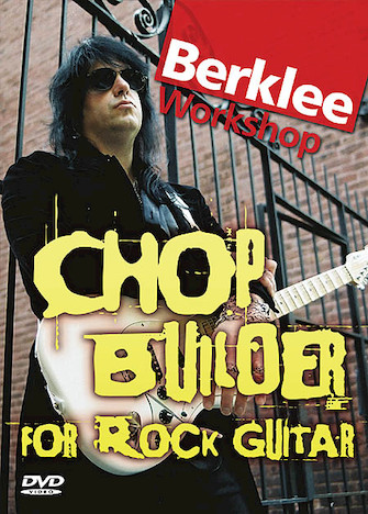 Product Cover for Chop Builder for Rock Guitar