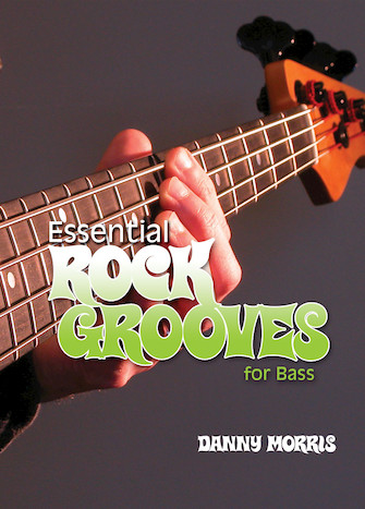 Product Cover for Essential Rock Grooves for Bass
