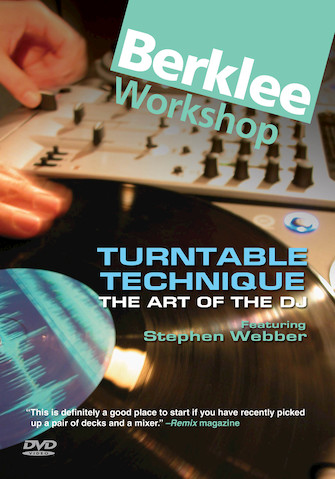 Product Cover for Turntable Technique