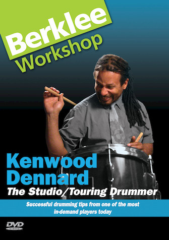 Product Cover for Kenwood Dennard – The Studio/Touring Drummer