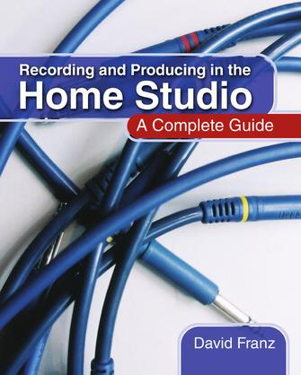 Product Cover for Recording and Producing in the Home Studio