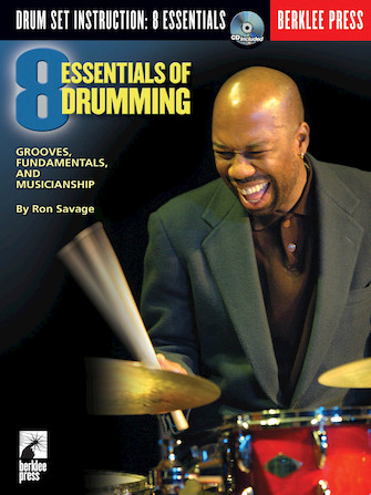 Product Cover for Eight Essentials of Drumming