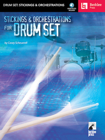 Product Cover for Stickings & Orchestrations for Drum Set