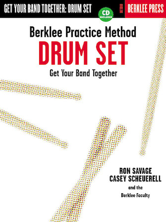 Product Cover for Berklee Practice Method: Drum Set