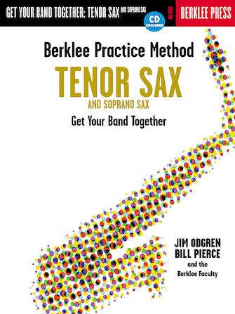 Product Cover for Berklee Practice Method: Tenor and Soprano Sax