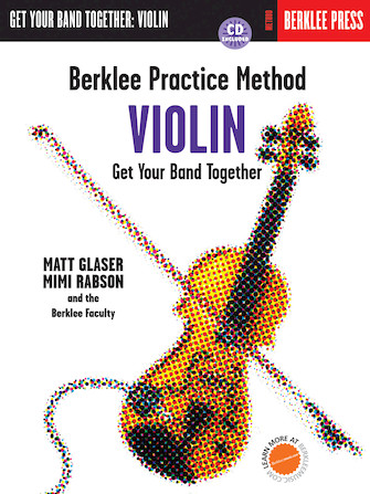 Product Cover for Berklee Practice Method: Violin