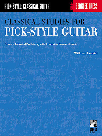 Product Cover for Classical Studies for Pick-Style Guitar – Volume 1