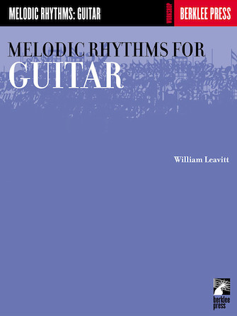 Product Cover for Melodic Rhythms for Guitar