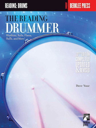 Product Cover for The Reading Drummer – Second Edition