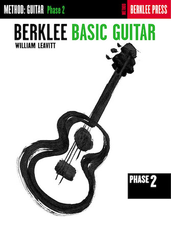 Product Cover for Berklee Basic Guitar – Phase 2