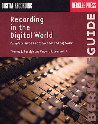 Product Cover for Recording in the Digital World
