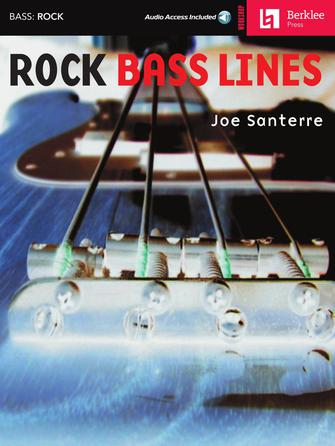 Product Cover for Rock Bass Lines