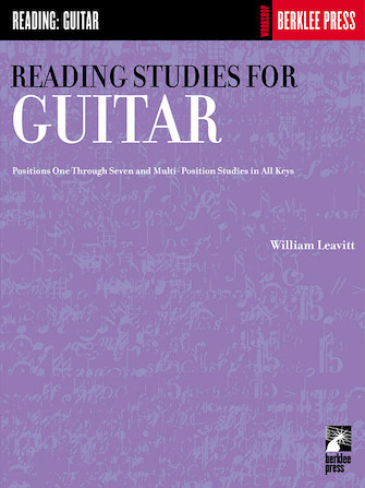 Product Cover for Reading Studies for Guitar