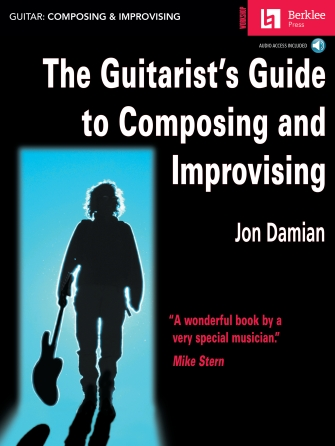 Product Cover for The Guitarist's Guide to Composing and Improvising