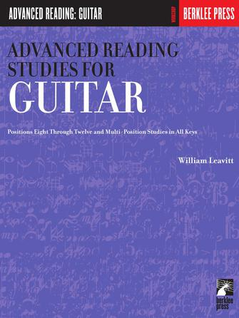 Product Cover for Advanced Reading Studies for Guitar