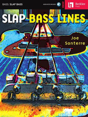 Product Cover for Slap Bass Lines