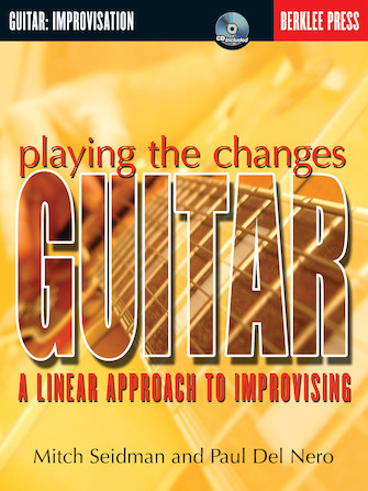 Product Cover for Playing the Changes: Guitar