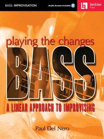 Product Cover for Playing the Changes: Bass