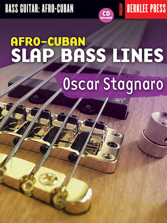 Product Cover for Afro-Cuban Slap Bass Lines