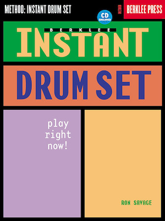 Product Cover for Berklee Instant Drum Set