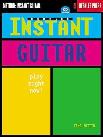 Product Cover for Berklee Instant Guitar