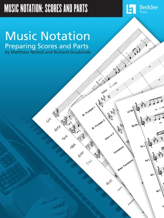Product Cover for Music Notation