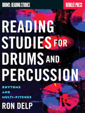 Product Cover for Reading Studies for Drums and Percussion