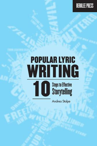 Product Cover for Popular Lyric Writing