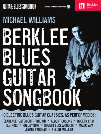 Product Cover for Berklee Blues Guitar Songbook