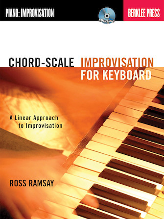 Product Cover for Chord-Scale Improvisation for Keyboard
