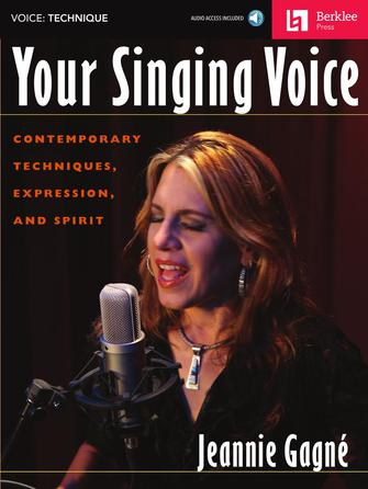 Product Cover for Your Singing Voice