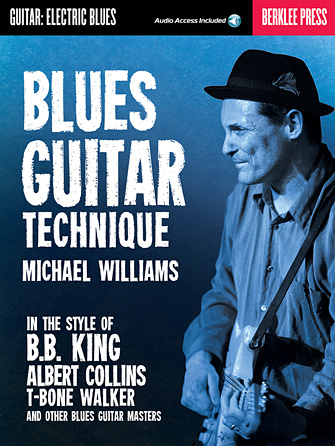 Product Cover for Blues Guitar Technique