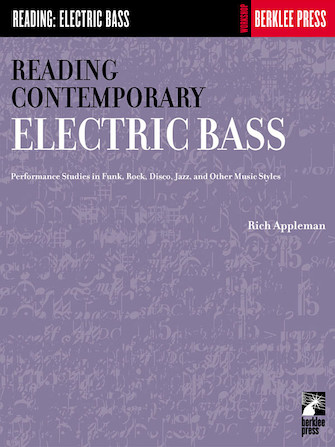 Product Cover for Reading Contemporary Electric Bass