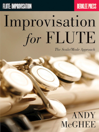 Product Cover for Improvisation for Flute