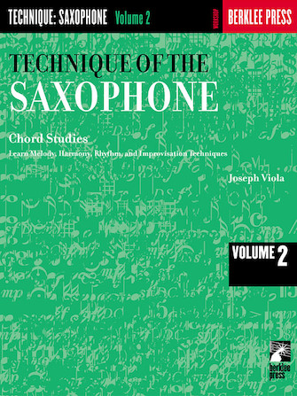 Product Cover for Technique of the Saxophone – Volume 2