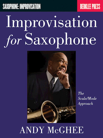 Product Cover for Improvisation for Saxophone