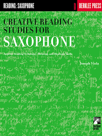 Product Cover for Creative Reading Studies for Saxophone