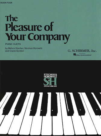 Product Cover for The Pleasure of Your Company – Book 4