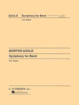 """Product Cover for Symphony No. 4 (""""West Point Symphony"""") – Symphony for Band"""