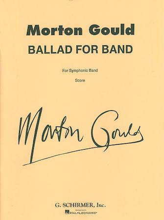 Product Cover for Ballad for Band