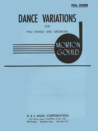 Product Cover for Dance Variations