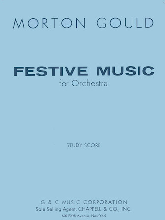 Product Cover for Festive Music