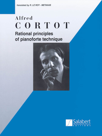 Product Cover for Rational Principles of Piano Technique